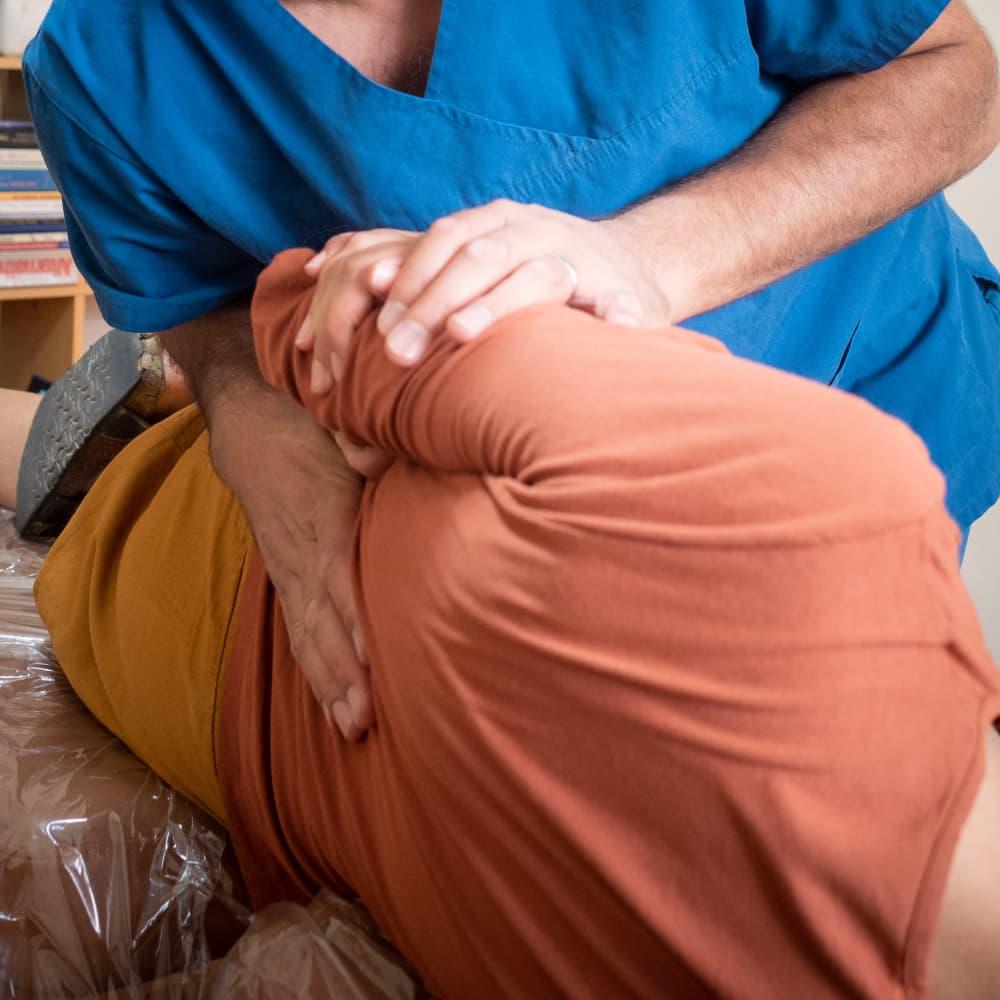 כאבי גב עליון בהריון